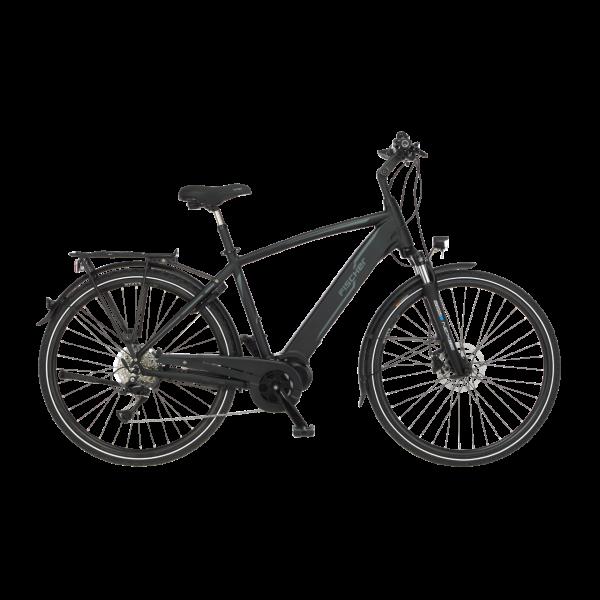 FISCHER VIATOR 4.0i Herren Trekking E-Bike Schwarz