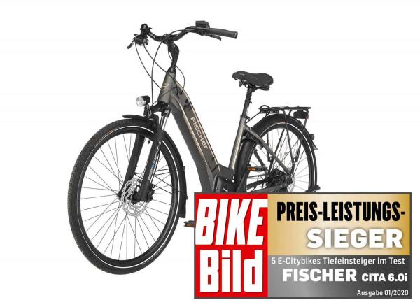 FISCHER CITA 6.0i City E-Bike