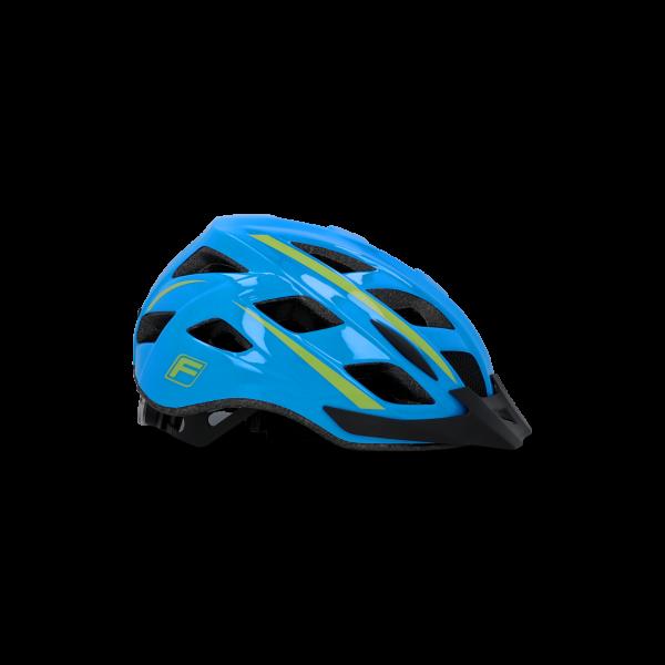 FISCHER Fahrradhelm Urban Montis blau L/XL
