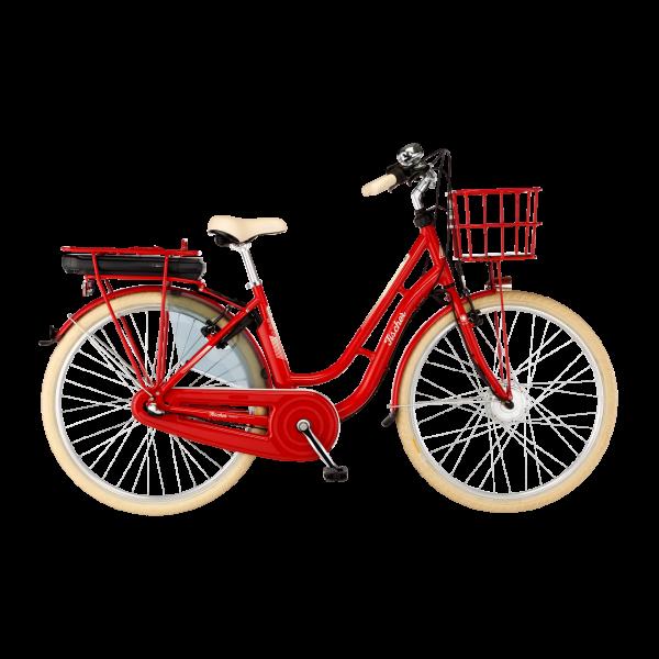 FISCHER City E-Bike RETRO 2.0 - 317 Wh, 28 Zoll, RH 48 cm