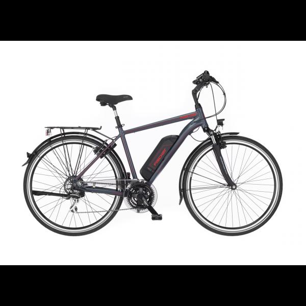 FISCHER Herren Trekking E-Bike ETH 1806.1 - 557 Wh, 28 Zoll, RH 50 cm (B-Ware / Generalüberholt)