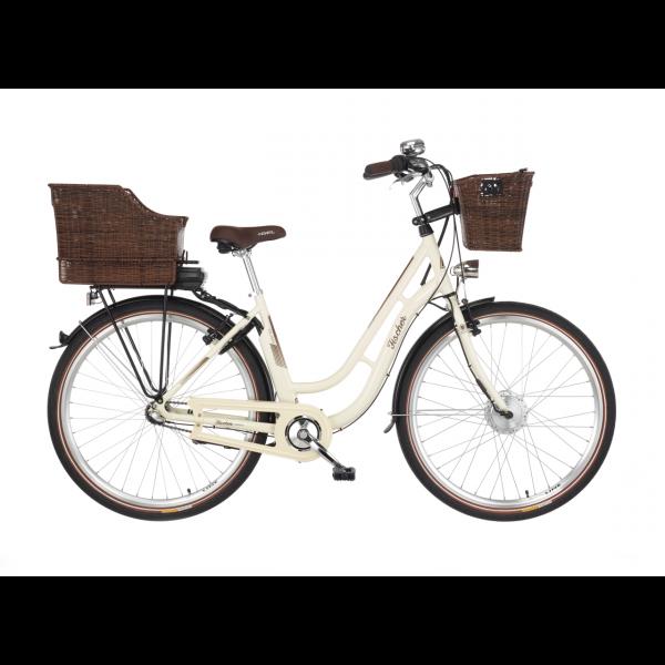 FISCHER City E-Bike ER 1804 - 317 Wh, 28 Zoll, RH 48 cm