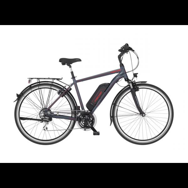 FISCHER Herren Trekking E-Bike ETH 1806 - 422 Wh, 28 Zoll, RH 50 cm