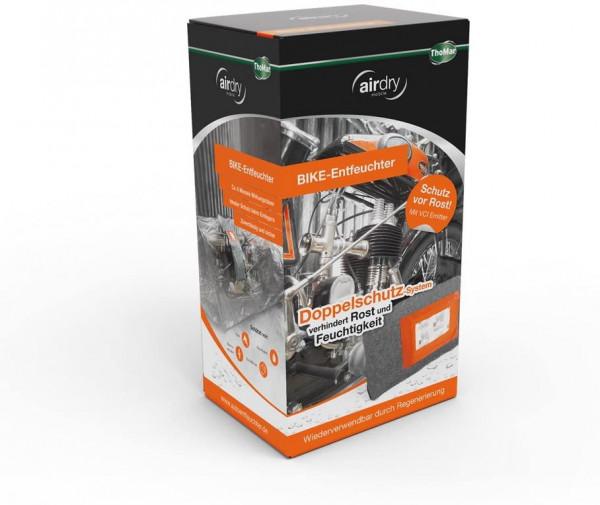 AirDry Bike Luftentfeuchter mit VCI Ermittler