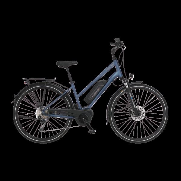 FISCHER Damen Trekking E-Bike ETD 1820.1 - 557 Wh, 28 Zoll, RH 44 cm