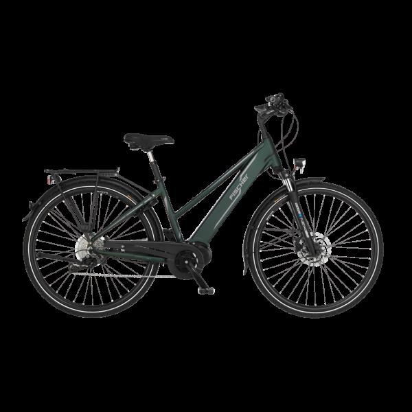 FISCHER VIATOR 4.0i Damen Trekking E-Bike 28 Zoll RH 44 Grün MJ 2020 (B-Ware / Generalüberholt)